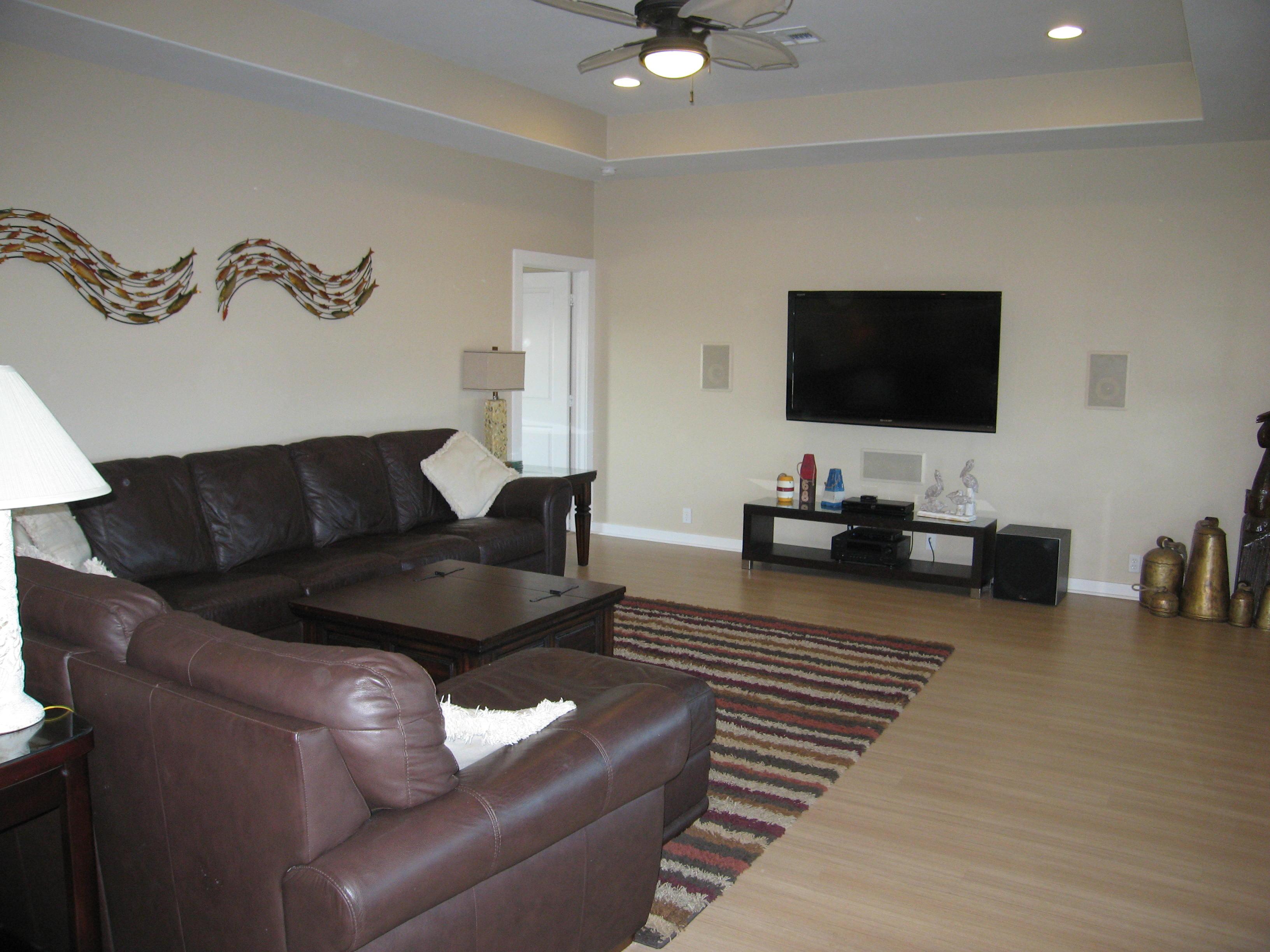 Casa Banana's Living Room