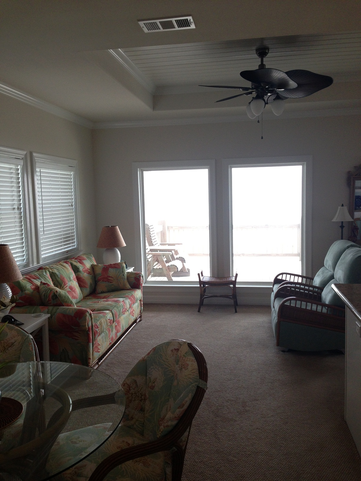 Shore Haven Living Area