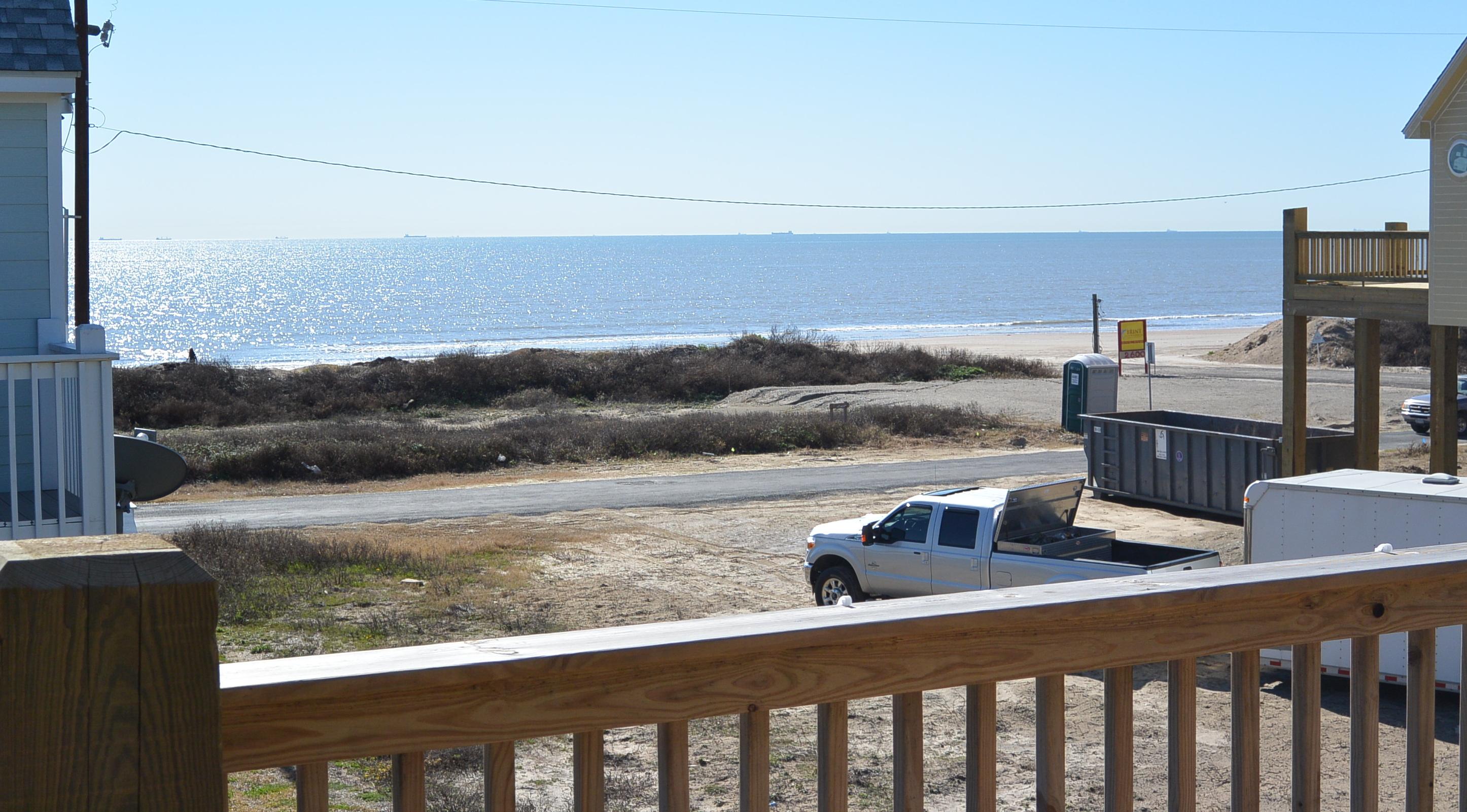 2 Sand Dollar gulf view