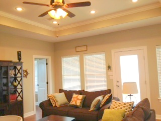 2 Sand Dollar living room
