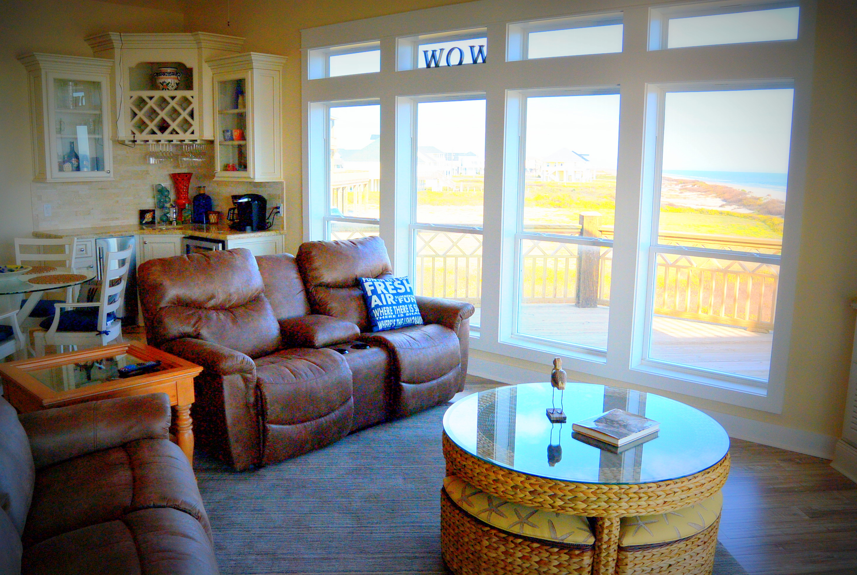 WOW living area