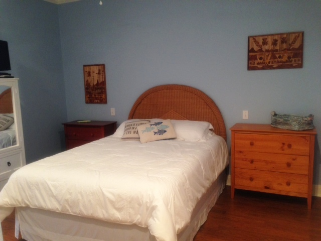 Sea Song master bedroom