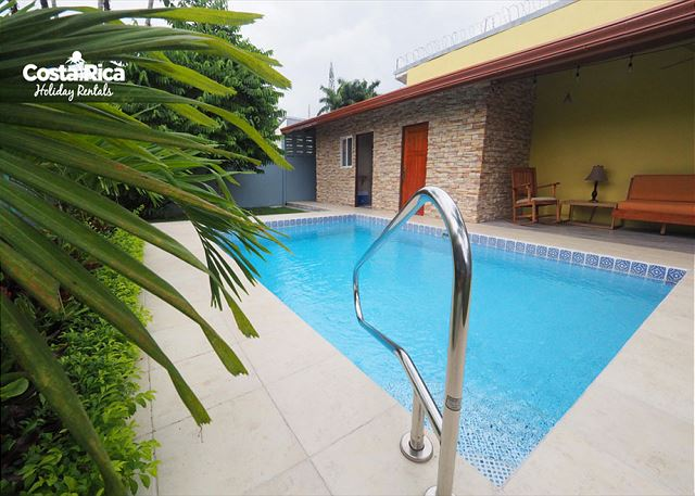 Jaco Villa Rental 42 Private Pool