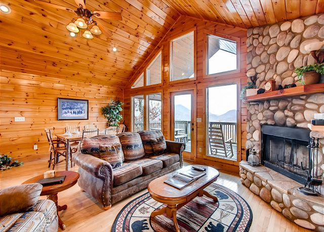 Cozy Haven Re Max Cove Mountain Realty Amp Cabins