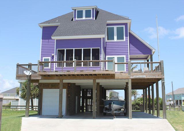 Peachy Crystal Beach Tx United States Purple Rain Rental Download Free Architecture Designs Viewormadebymaigaardcom
