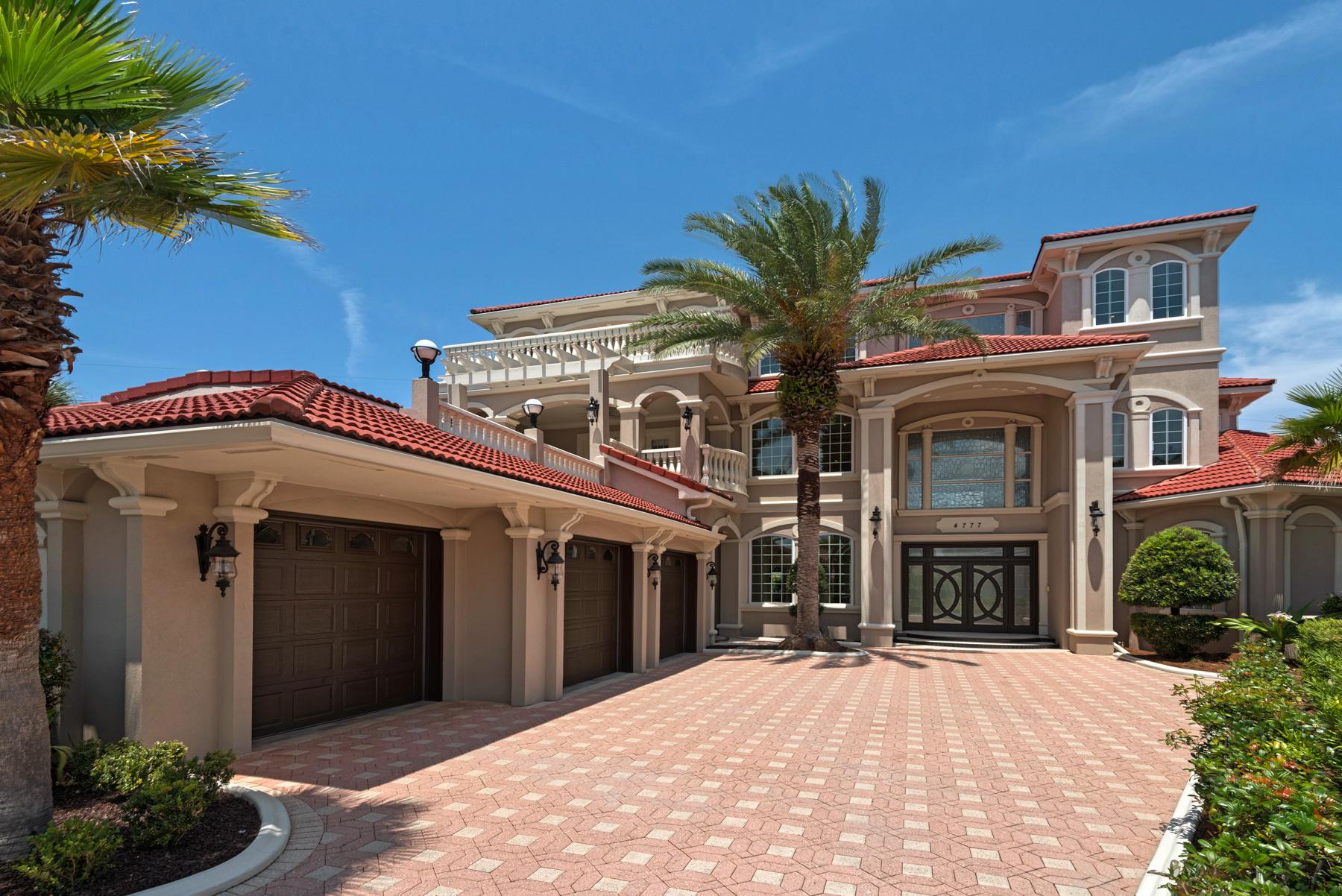 Bella casa a destin getaways rental property for Casa bella