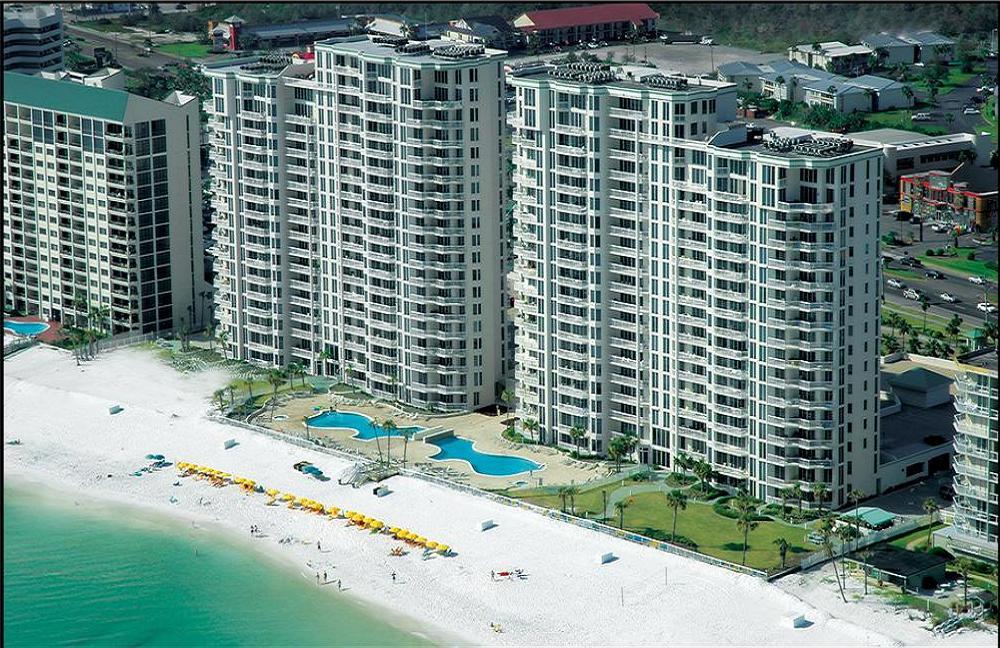 Silver Beach Towers 1102e Vacation Condo Destin Getaways