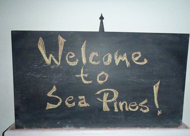Welcome to Sea Pines