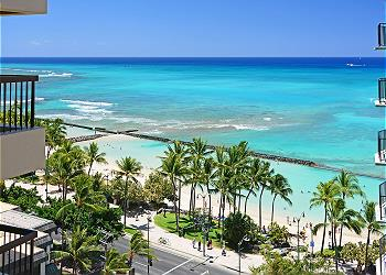 Waikiki Beach Tower #1204