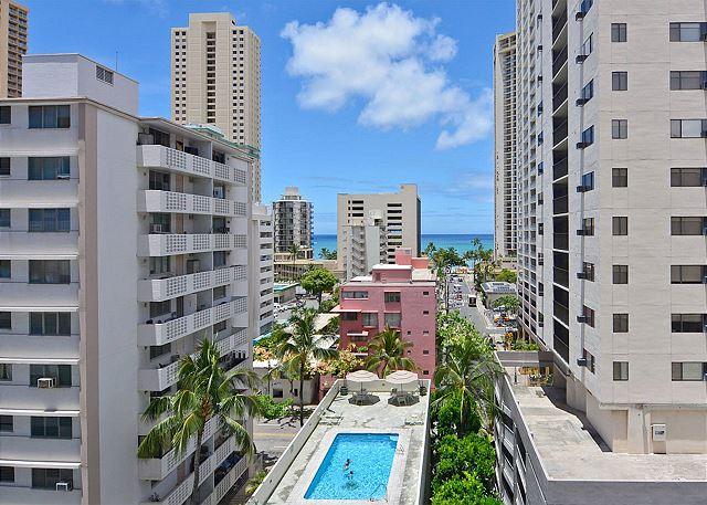 Waikiki Park Heights 810 Waikiki Vacation Rentals