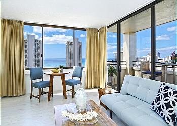 ワイキキ・スカイタワー (Waikiki Skytower) #2904