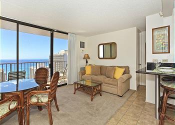 ワイキキ・サンセット (Waikiki Sunset) #3606