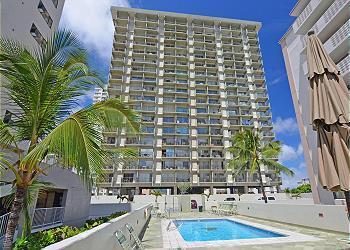Waikiki Park Heights #1611