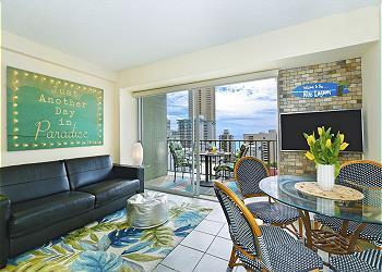 Waikiki Park Heights #1508