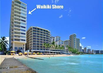 ワイキキ・ショア (Waikiki Shore) #408