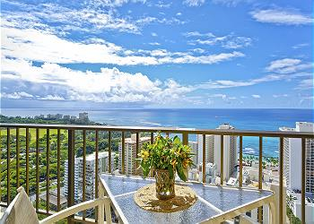 Waikiki Sunset #3708