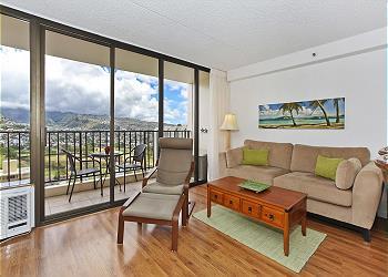 ワイキキ・バニアン (Waikiki Banyan) #2609-T2
