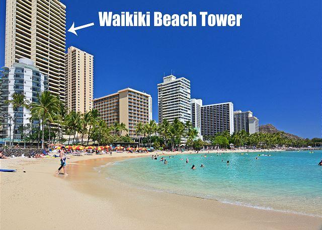 Waikiki Beach Tower 1903 Waikiki Vacation Rentals