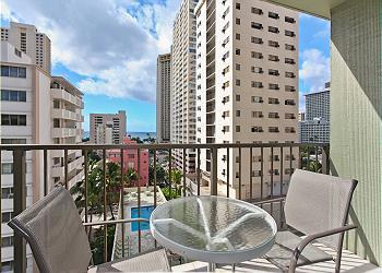 ワイキキ・パーク・ハイツ (Waikiki Park Heights) #807