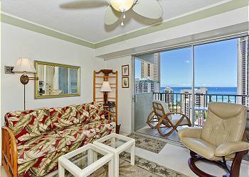 ワイキキ・パーク・ハイツ (Waikiki Park Heights) #1710