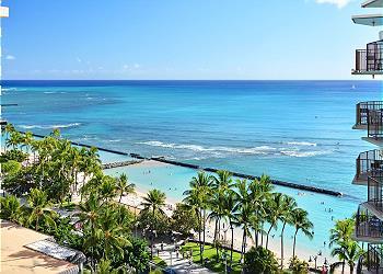 Waikiki Beach Tower #1404