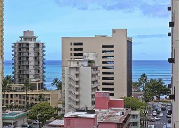 ワイキキ・パーク・ハイツ (Waikiki Park Heights) #1012