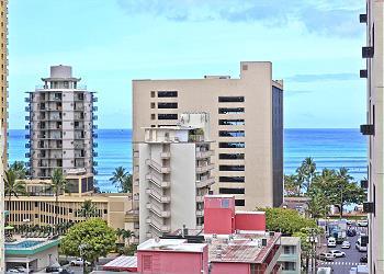 Waikiki Park Heights #1012