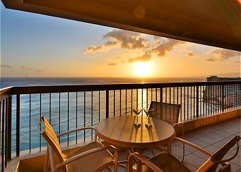 ワイキキ・ビーチタワー (Waikiki Beach Tower) #3602