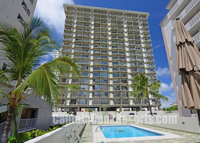 Waikiki Park Heights 1806 Waikiki Vacation Rental Details