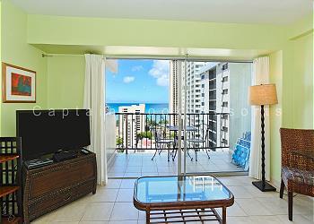 Waikiki Park Heights #1707
