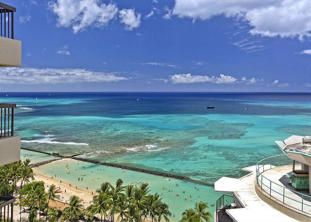 Waikiki Beach Tower 1804 Waikiki Vacation Rentals - World-class-canterbury-estate-with-oceanviews