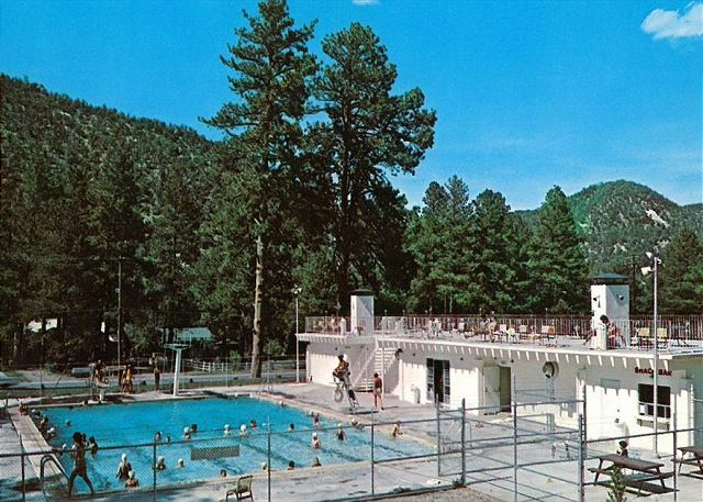 Ruidoso Nm United States Paradise On The River