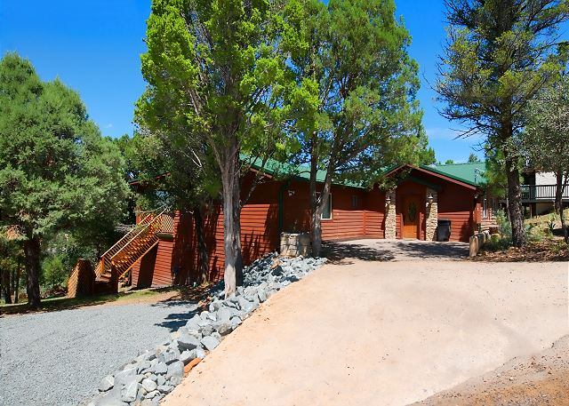Ruidoso Nm United States Clearview Cabin