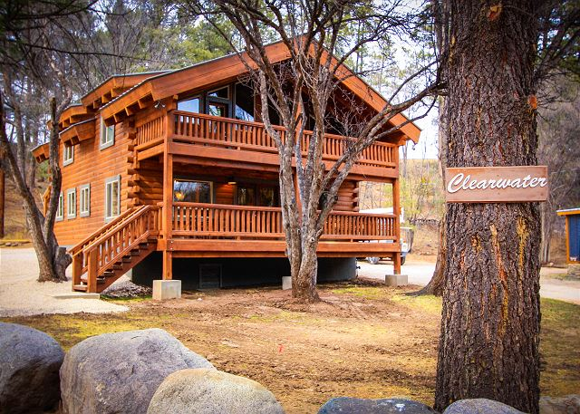 Clearwater Cabin