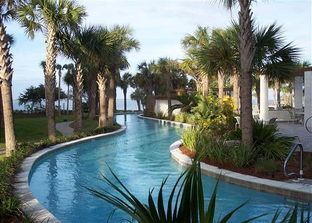 Don't forget to enjoy the bayside Lazy River