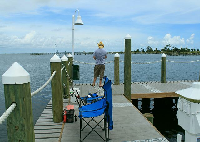 The boat is available to you for just sightseeing or for fishing.  If you have a boat we also rent boat slips.