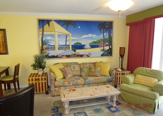 Welcome to Paradise. All of the comforts to insure you have a wonderful vacation!