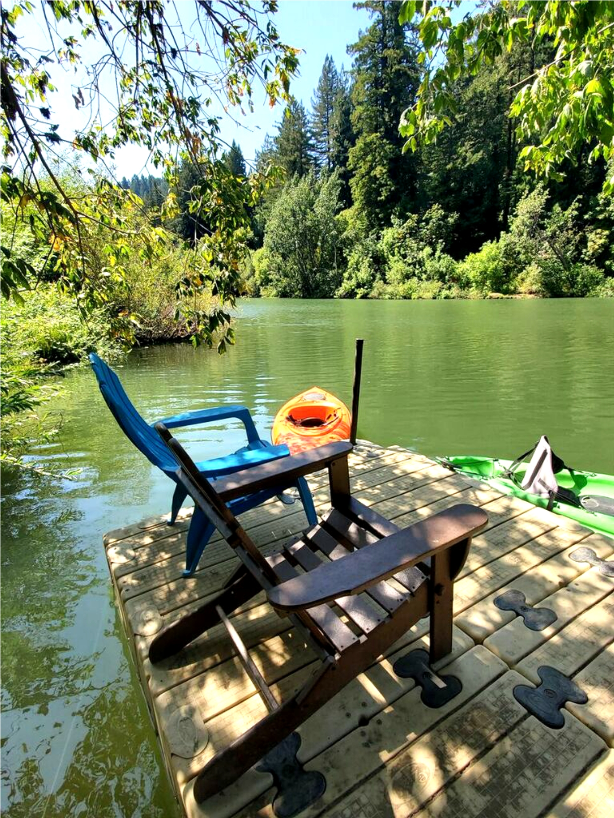 Reflections - Russian River Vacation Rental