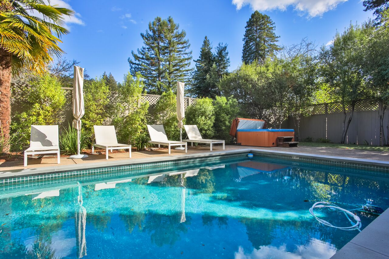 The River Oasis - Russian River Vacation Rental