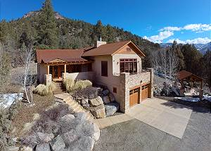 Awesome Views - 10 Miles North of Downtown Durango - 3 Acres - AC