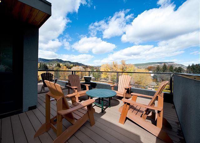 Downtown Durango, Colorado vacation rental condo