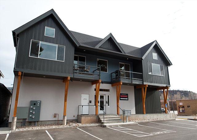 Durango, Colorado vacation rental condo close to downtown.