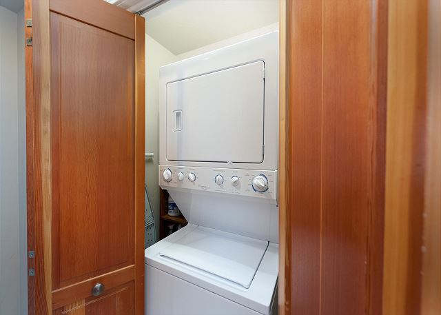 Clothes washer and dryer