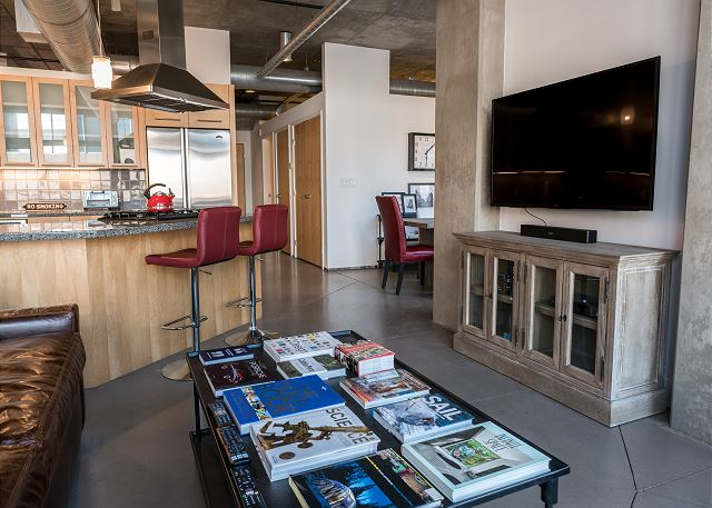Riverfront Loft in heart of Denver's best downtown neighborhood