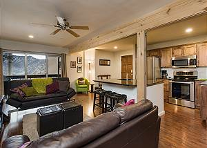 Completely Remodeled Ski in/Ski Out condo - Amazing Views and Great Deck