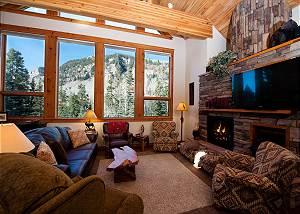 Custom-Built Colorado Mountain Home - Large Deck - Mile to Purgatory