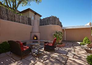 Restored 3 Bedroom Luxury Home with 2 Master Suites -10 Minute Walk to Plaza