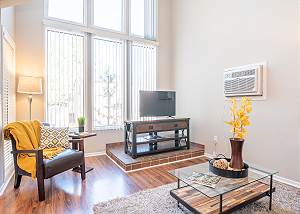 Sparkling Clean! Lovely condo ~ Close-to-Town ~ 30+ day Executive Rental