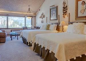 Tamarron Lodge #407 - Mtn Views - Golf - AC/Pool/Hot Tub - Ski Shuttle