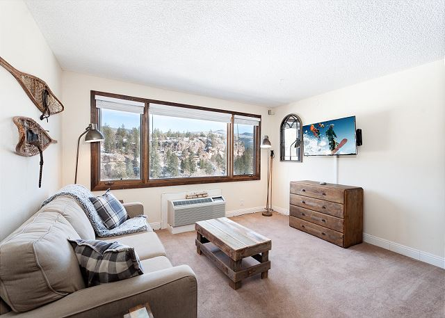 King Studio with Full Kitchen and Sleeper Sofa